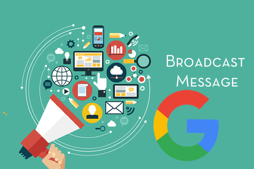 Broadcasting Message Through CloudCodes for G Suite