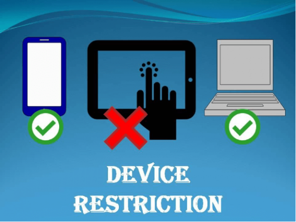Restrict Device Access