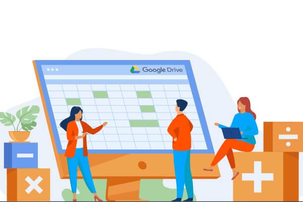 Audit Google Drive