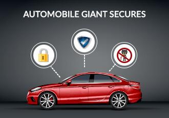 CloudCodes CASB Solution For Automobile giant