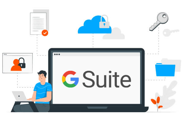 CASB Solution With DLP For G Suite