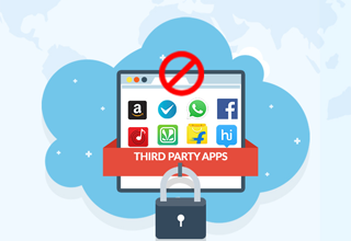 CloudCodes CASB for third party app restrictions
