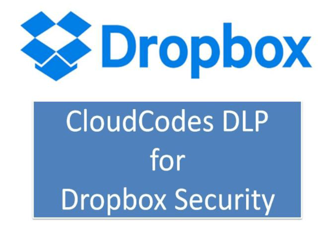 CloudCodes DLP for Dropbox Security