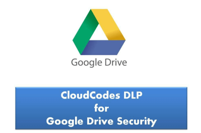 CloudCodes DLP for google drive security