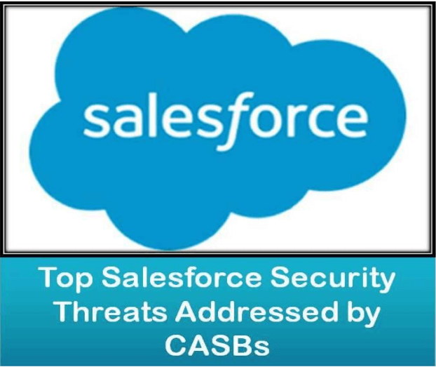 Salesforce Data Security Threats Addressed by CASB