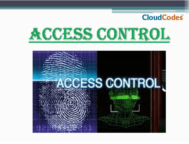 cloud access management