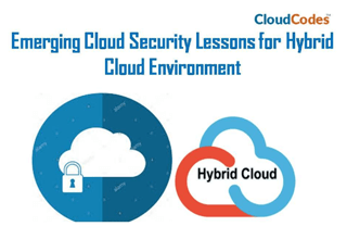 Hybrid Cloud Environment - Cloud Security Lessons