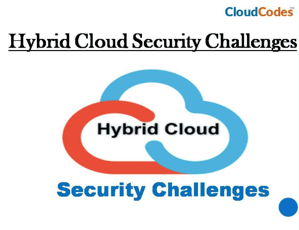 Hybrid Cloud Security Challenges