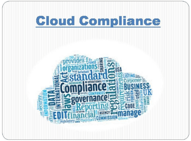 Need of Cloud Compliance