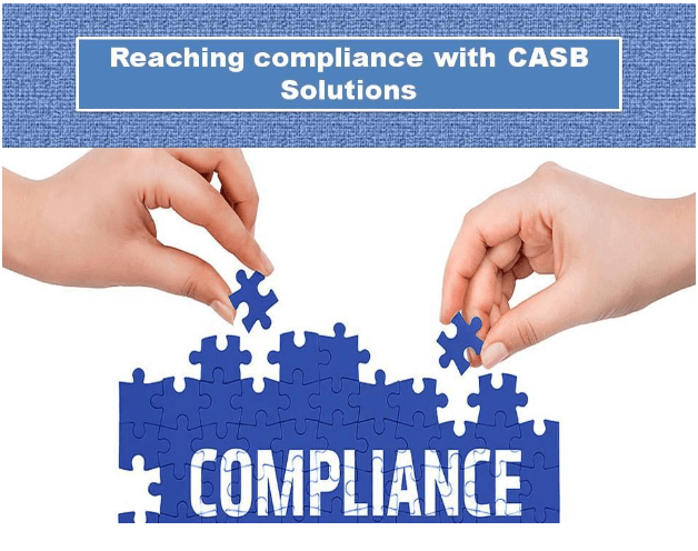 Reaching Compliance With CASB