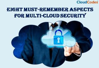 multi-cloud security aspects