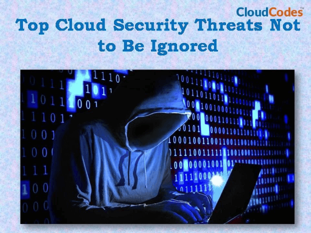 cloud data security threats