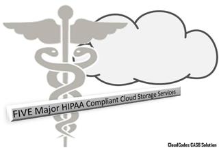 HIPAA Compliant Cloud Storage Services