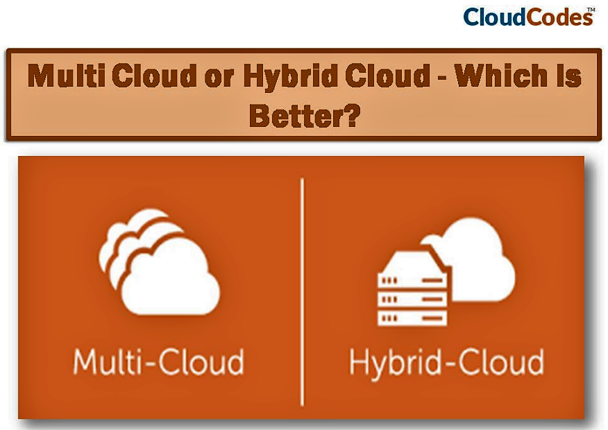 Which Is Better Multi-Cloud or Hybrid Cloud