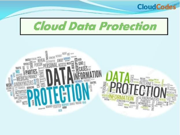 Data Protection Technologies