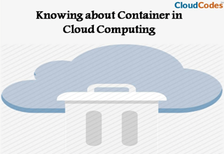 container in cloud computing