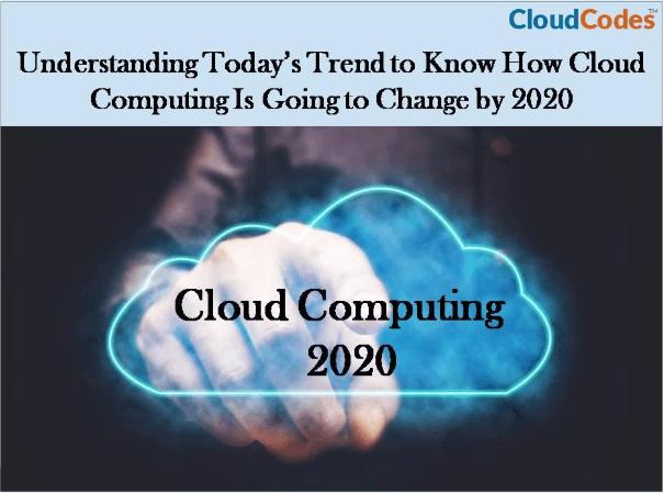 Future of Cloud Computing in 2020