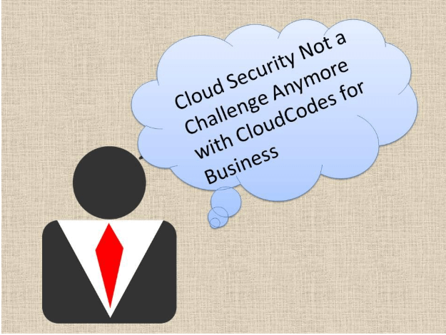 CloudCodes for Business for Cloud Security