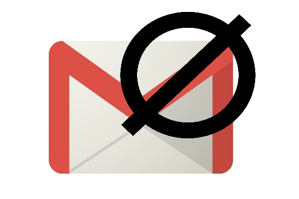 block personal email