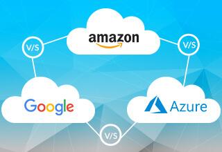 amazon vs google vs microsoft