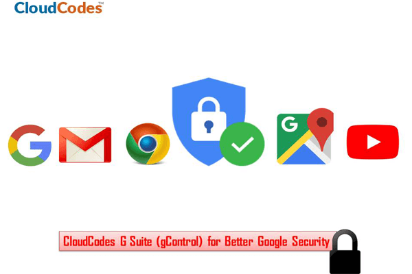 gControl Google Security from CloudCodes