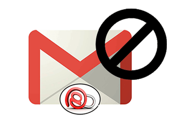 block gmail access in office
