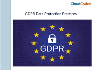 GDPR Data Protection Practices