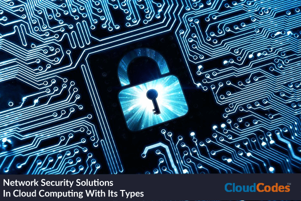 Network Security In Cloud Computing