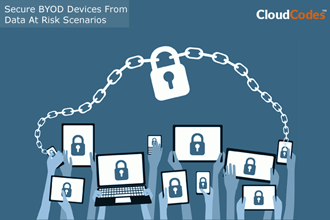 Secure BYOD Devices From Data At Risk Scenarios