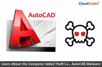 AutoCAD Malware