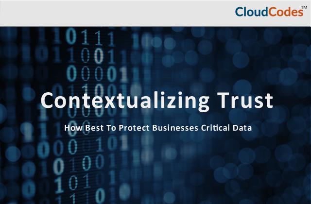 Contextualize Trust