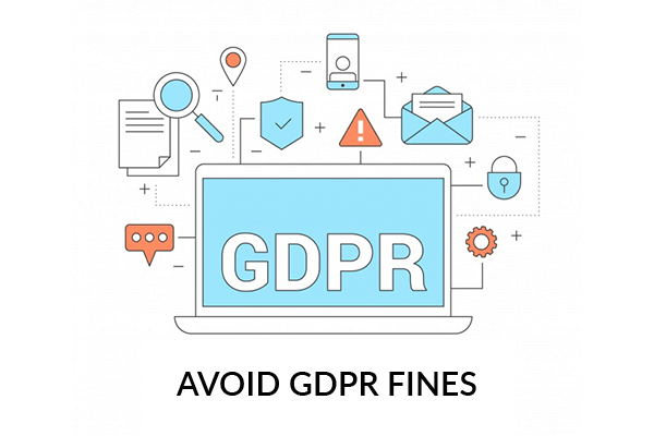 Tips to Avoid GDPR Fines
