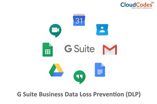G Suite Business DLP