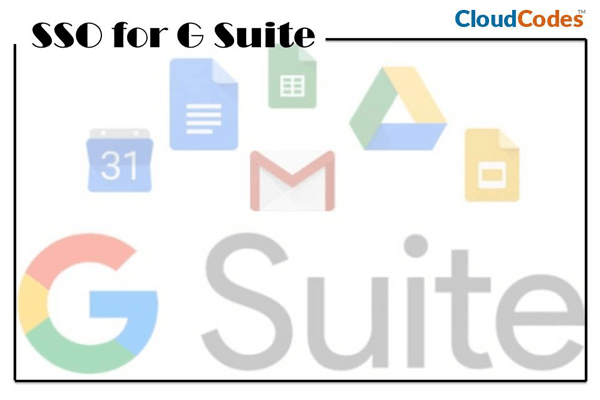 SSO for G Suite