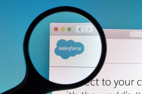 Salesforce Data Security Model