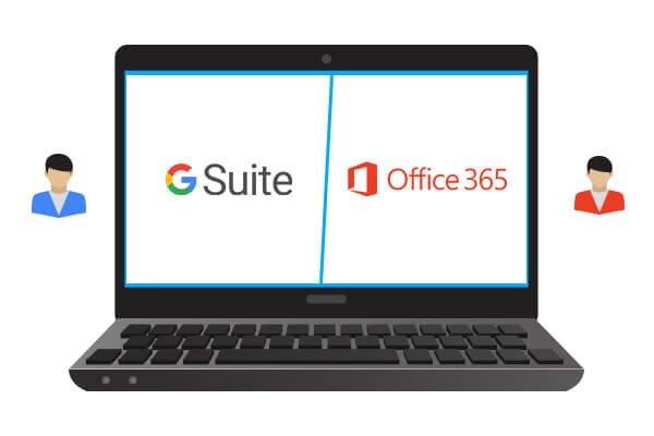 Office 365 v/s GSuite