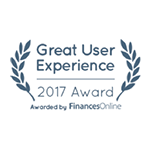 Great User Experience Award Image